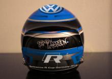2014 sponsorpaket för Volkswagen Scirocco R CUP