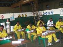 Icke-formell yrkesutbildning i Moçambique kan förbättras