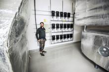 Inbjudan till pressträff - Unikt pilotprojekt för lagring av solel