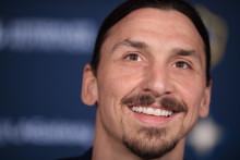 Zlatan Ibrahimovic till basketlandslaget