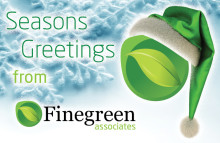 Seasons Greetings from Finegreen!