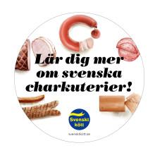 Svenskt Kött presenterar kampanj för svenska charkuterier