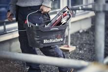 Hultafors lanserer ergonomisk verktøybærer