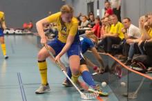 Förlust för U19-damerna i sista matchen av EFT