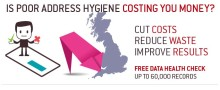 IS POOR ADDRESS DATA COSTING YOU MONEY? Reasons to use address hygiene software