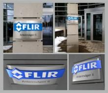 Flir systems AB - Från vision till verklighet!