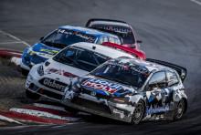Götene MK jobbar för att krydda RallyX Nordic med VM-stjärnor