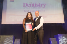 Milton Keynes' Oxford House Dental Practice is awarded Best Nurse in the South East at national Dentistry Awards