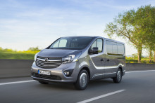 Nya Opel Vivaro Tourer och Combi +: Funktionella, bekväma och mångsidiga