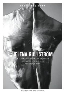Helena Gullström ställer ut i Rottneros Park