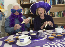 Local hospital invites people to Give a Hand and Bake for the Stroke Association