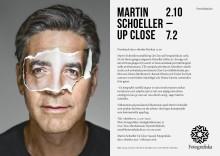 Presslunch med Martin Schoeller på Fotografiska 1 oktober