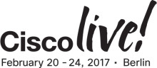 Flowscape på Cisco Live 2017!