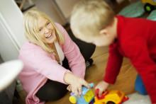 Svårt att rekrytera barnvakter i Kungsbacka
