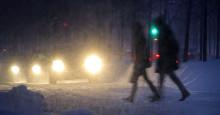 Stockholmarna slarvar med reflexer - norrbottningar bäst