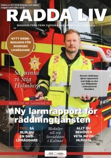 Svenska HLR-rådets magasin Rädda Liv #11 2019