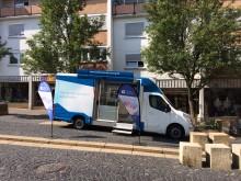 Beratungsmobil der Unabhängigen Patientenberatung kommt am 22. September nach Bingen am Rhein.