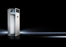 Rittal presenterar kyllösning för automations- och kontrollskåp
