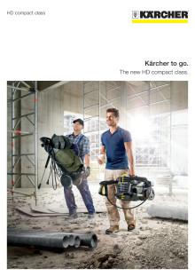 Brosjyre Kärcher HD Compact Class