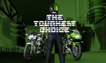 "Kawasaki Ninja 125 och Z125 ""The Toughest Choice"""