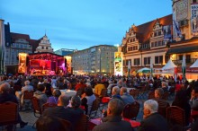 Führende Bach-Interpreten sind vom 10. Juni bis 19. Juni 2016 beim Bachfest Leipzig zu erleben