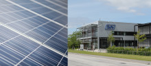 TePe invests in Malmö's largest solar cell plant on production rooftop