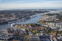 Turismen fortsatte uppåt i Göteborg 2017