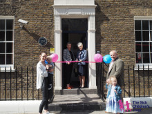 Refurbished 'Home from Home' Rainbow House welcomes families
