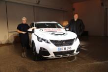 Peugeot 3008 valgt som Årets Bil i Danmark 2017