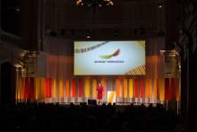 Svenskt Näringsliv kombinerade Framtidsmöte och stämma på Stockholm City Conference Centre