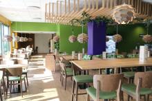 Humlegården välkomnar Reload Superfood Bar till Solna strand