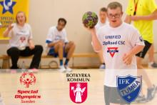Botkyrka kommun lyfter idrott för personer med utvecklingsstörning