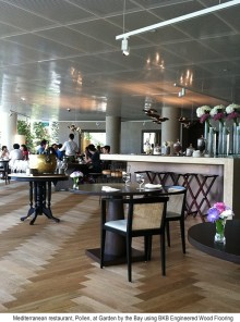 Recommended Flooring Options for Singapore Restaurants?