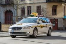 Friåkare kopierade Taxi Göteborg – döms till vite om en halv miljon