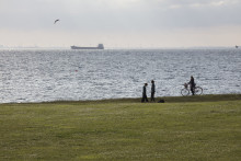 Snyggt och tryggt på Malmös stränder