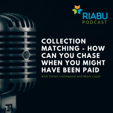 Collection matching - how can you chase when you might have been paid