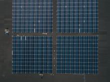 Solceller boostar Boozt med grön energi