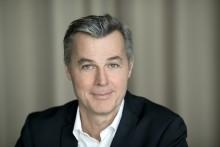 Administrerende direktør for Svenska Jernvägar (SJ), Crister Fritzson, nyvalgt leder i den europeiske jernbaneorganisasjonen CER