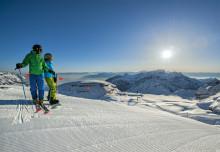 Die sieben sonnigsten Pisten der Schweiz