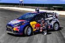 Rallycross GRC-sarja, 1. osakilpailu, Barbados:  Harmittava virhe pudotti Wimanin viidenneksi