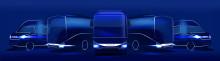 Busworld 2017: världspremiär för Crossway Low Entry Natural Power