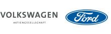 Volkswagen og Ford udvider deres globale samarbejde til at omfatte elektrificering og teknologier indenfor autonom kørsel