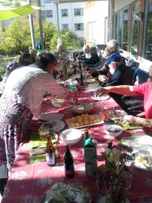 Maten och måltidens betydelse för glädjen i livet