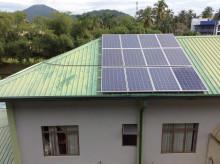 Tailor Store producerar grön el till skrädderierna