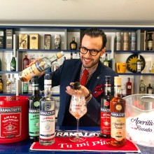 5 Fragen an Alejandro Mazza, Ramazzotti Global Brand Ambassador bei Pernod Ricard Italien