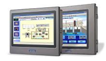 HMI-paneler för industrimiljö från Advantech