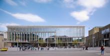 Göteborgs Stadsbibliotek återinvigt