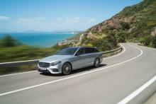 Mercedes præsenterer danske priser på den ny E-Klasse Stationcar