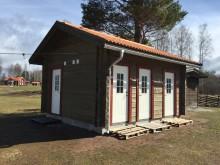 120.000 kr till servicehus vid Strandpaviljongen i Tällberg