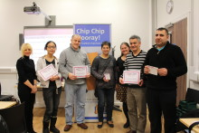 Takeaway Owners Frying High After Pioneering Health Programme For National Chip Week